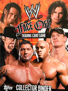 Topps WWE Face Off