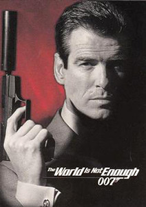 Inkworks James Bond: The World Is Not Enough