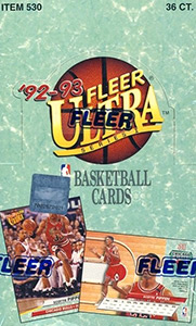 Fleer Ultra NBA 1992-1993