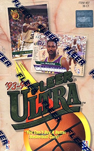 Fleer Ultra NBA 1993-1994