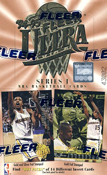 Fleer Ultra NBA 1994-1995