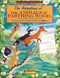 Panini The Adventures of the Animals of Farthing Wood