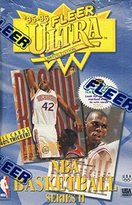 Fleer Ultra NBA 1995-1996