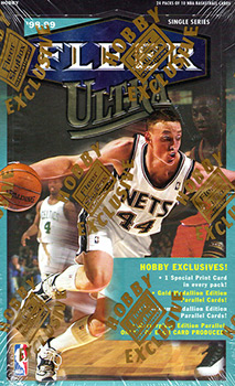 Fleer Ultra NBA 1998-1999