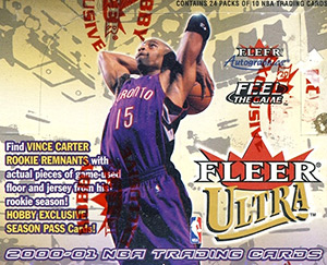 Fleer Ultra NBA 2000-2001