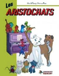 Panini The Aristocats