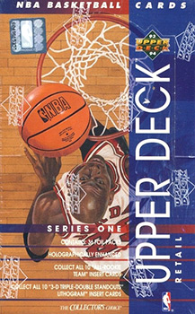 Upper Deck NBA 1993-1994