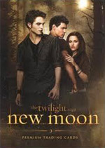 Topps The Twilight. Saga. New Moon