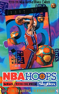 SkyBox HOOPS NBA 1995-1996