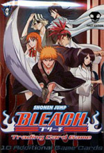 Score Entertainment Bleach Trading Card Game. Series 1