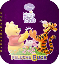 Preziosi Collection Winnie the Pooh. Peluche Book