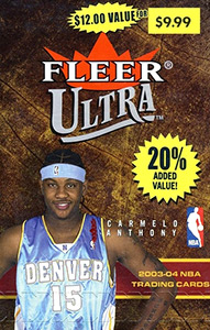 Fleer Ultra NBA 2003-2004