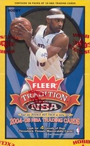 Fleer Tradition NBA 2004-2005