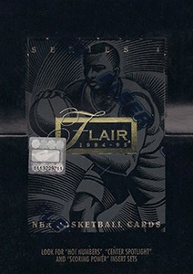 Fleer Flair NBA 1994-1995