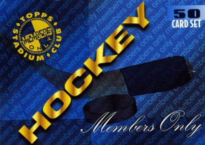 Topps Stadium Club Members Only 50 NHL 1995-1996