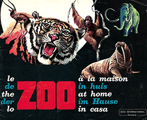Cox International The ZOO at home