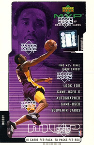 Upper Deck MVP NBA 2000-2001