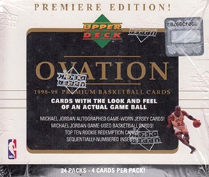 Upper Deck Ovation NBA 1998-1999