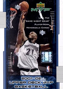 Upper Deck MVP NBA 2001-2002