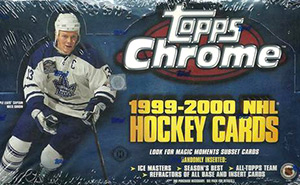 Topps Chrome NHL 1999-2000