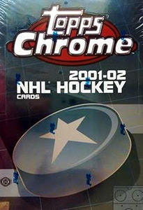 Topps Chrome NHL 2001-2002