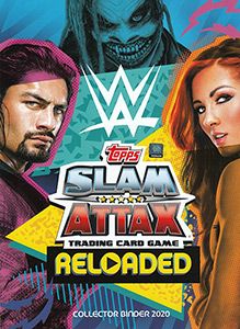Topps WWE Slam Attax Reloaded