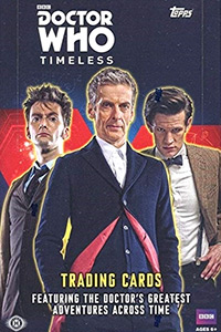 Topps Doctor Who Timeless