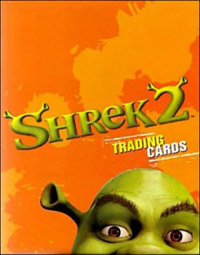 Cards Inc. Shrek 2
