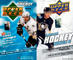 Upper Deck Hockey 2007-2008