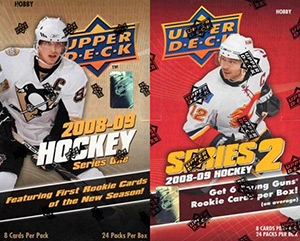 Upper Deck Hockey 2008-2009