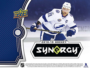 Upper Deck Synergy Hockey 2018-2019