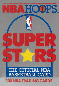 100 Superstars NBA 1990