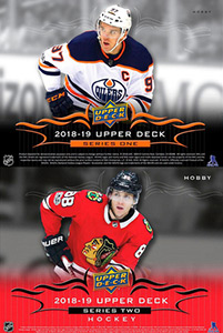 Upper Deck Hockey 2018-2019