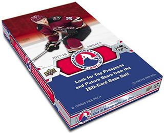 Upper Deck AHL Hockey 2017-2018