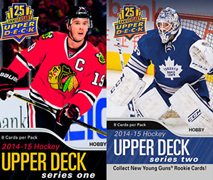 Upper Deck Hockey 2014-2015