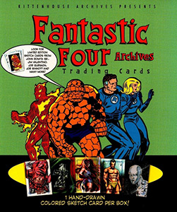 Rittenhouse Archives ltd Fantastic Four Archives