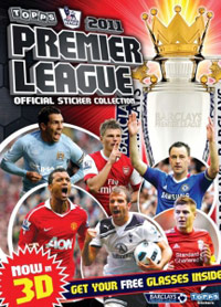 Topps English Premier League 2010-2011