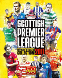 Panini Scottish Premier League 2010-2011
