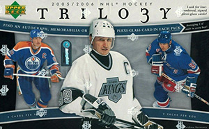 Upper Deck Trilogy Hockey 2005-2006