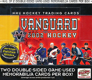 Pacific Vanguard NHL 2001-2002