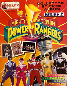 Merlin Power Rangers 2
