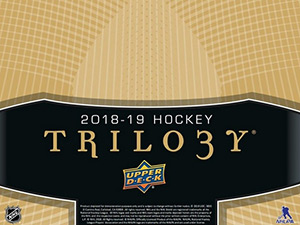 Upper Deck Trilogy Hockey 2018-2019