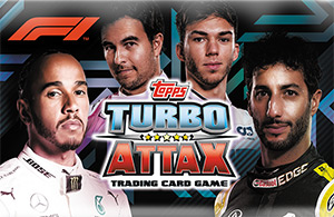 Topps Formula 1 Turbo Attax