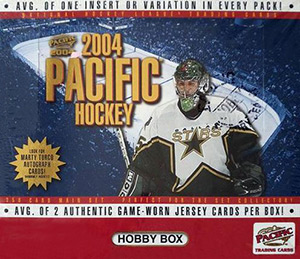 Pacific NHL 2003-2004