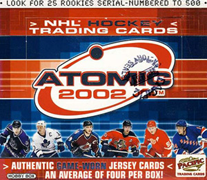 Pacific Atomic NHL 2001-2002