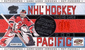 Pacific NHL 2000-2001