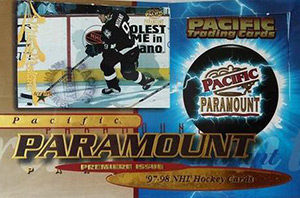 Pacific Paramount NHL 1997-1998