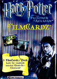 Artbox Harry Potter and the Prisoner of Azkaban. FilmCardz
