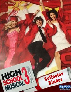 Topps High School Musical 3