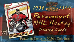 Pacific Paramount NHL 1998-1999